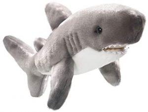 Peluche de tiburón de Carl Dick de 35 cm - Los mejores peluches de tiburones - Peluches de animales