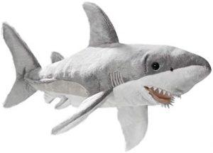 Peluche de tiburón de Carl Dick de 50 cm - Los mejores peluches de tiburones - Peluches de animales