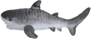 Peluche de tiburón de Wild Republic de 40 cm - Los mejores peluches de tiburones - Peluches de animales