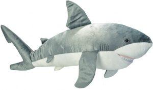 Peluche de tiburón de Wild Republic de 96 cm - Los mejores peluches de tiburones - Peluches de animales