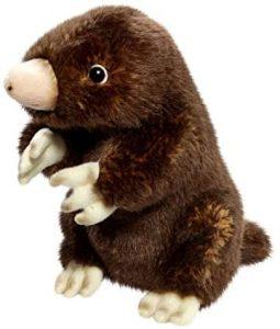 Peluche de topo de Carl Dick de 21 cm - Los mejores peluches de topos - Peluches de animales