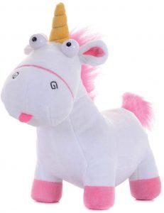 Peluche de unicornio Agnes de Gru de 25 cm - Los mejores peluches de unicornios - Peluches de animales