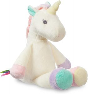Peluche de unicornio de Aurora de 35 cm - Los mejores peluches de unicornios - Peluches de animales