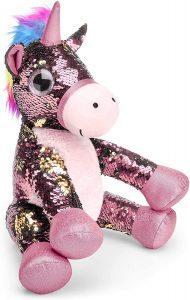 Peluche de unicornio de Mousehouse Gifts de 29 cm - Los mejores peluches de unicornios - Peluches de animales