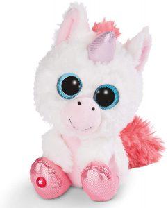 Peluche de unicornio de NICI de 15 cm - Los mejores peluches de unicornios - Peluches de animales