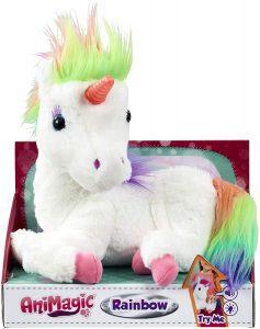 Peluche de unicornio de Vivid de 23 cm - Los mejores peluches de unicornios - Peluches de animales