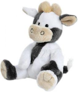Peluche de vaca de Heunec de 20 cm - Los mejores peluches de vacas - Peluches de animales