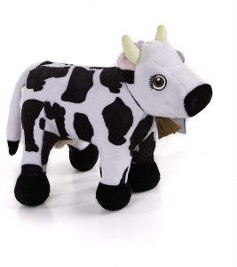 Peluche de vaca de La Granja de Zenón de 28 cm - Los mejores peluches de vacas - Peluches de animales