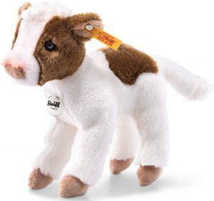 Peluche de vaca de Steiff de 16 cm - Los mejores peluches de vacas - Peluches de animales