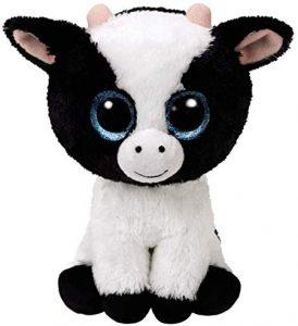 Peluche de vaca de Ty de 15 cm - Los mejores peluches de vacas - Peluches de animales