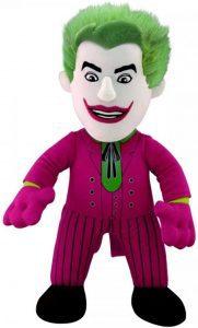 Peluche del Joker de 1966 de DC Comics de 25 cm - Los mejores peluches de Joker - Peluches de superhéroes de DC