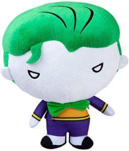 Peluche del Joker de 25 cm - Los mejores peluches de Joker - Peluches de superhéroes de DC