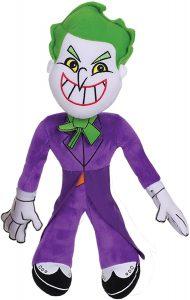 Peluche del Joker de DC Comics de 29 cm de DC Superfriends - Los mejores peluches de Joker - Peluches de superhéroes de DC
