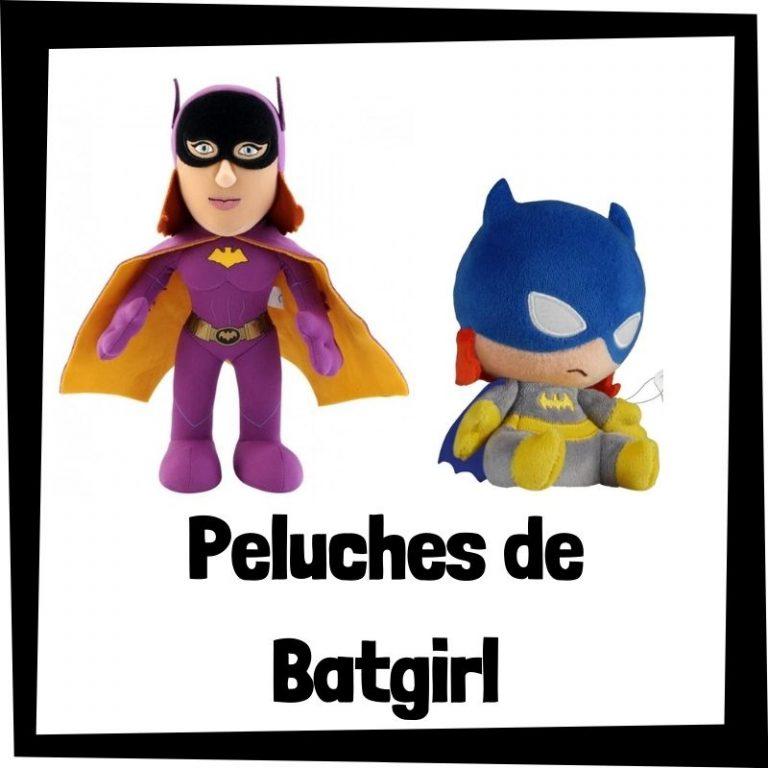 Lee más sobre el artículo Los mejores peluches de Batgirl