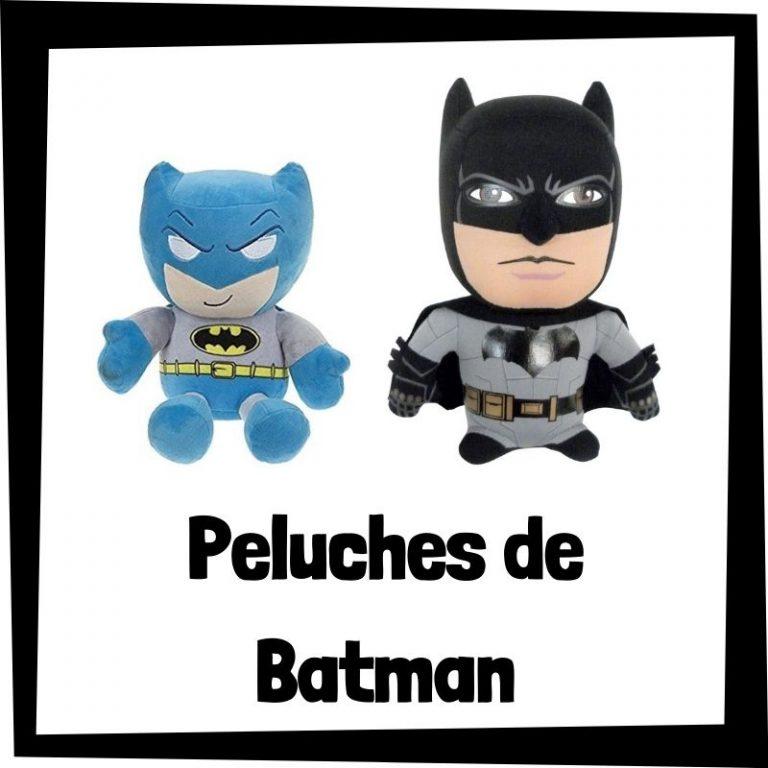 Lee más sobre el artículo Los mejores peluches de Batman