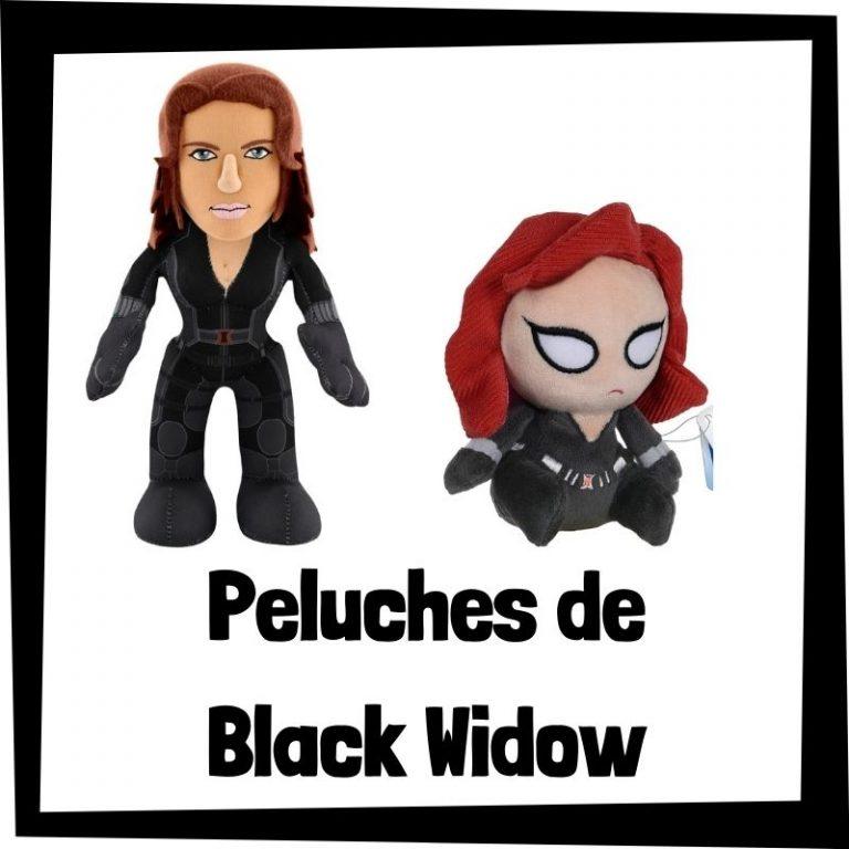 Lee más sobre el artículo Los mejores peluches de Black Widow