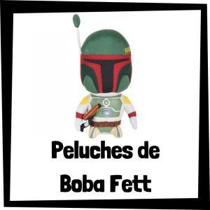 Lee más sobre el artículo Los mejores peluches de Boba Fett