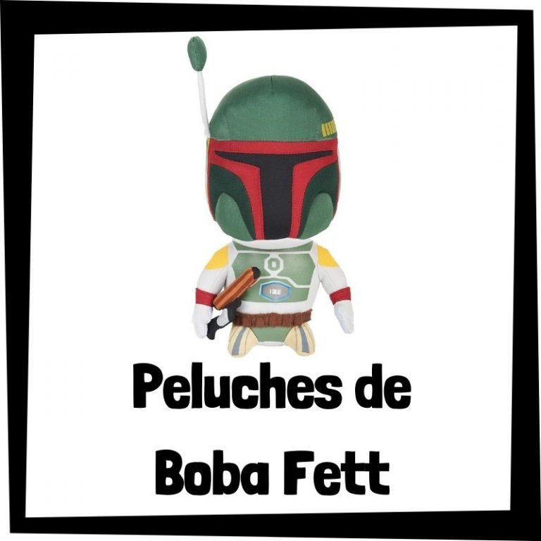 Los mejores peluches de Boba Fett