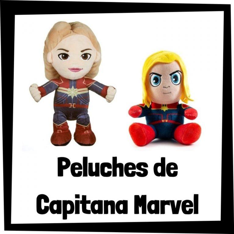 Lee más sobre el artículo Los mejores peluches de Capitana Marvel