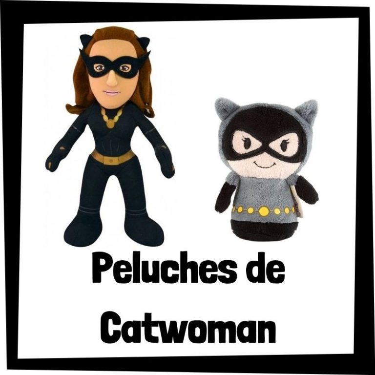Lee más sobre el artículo Los mejores peluches de Catwoman