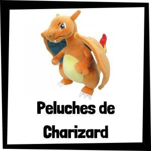 Peluches baratos de Charizard - Los mejores peluches de dragones - Peluche de dragón barato de felpa