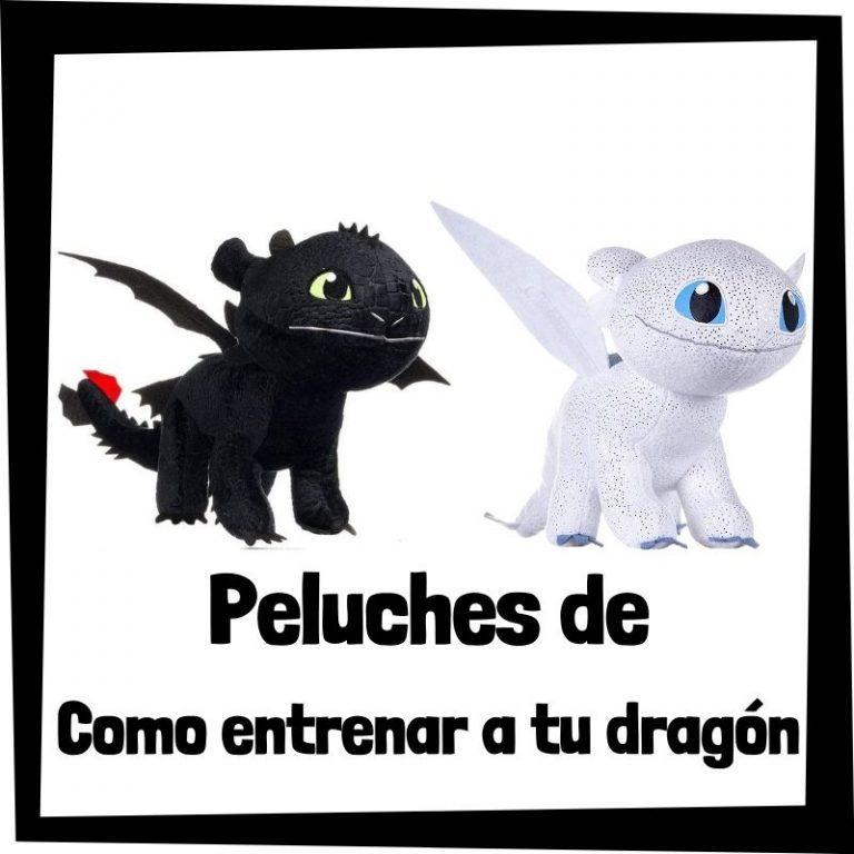 Los mejores peluches de Como entrenar a tu dragón