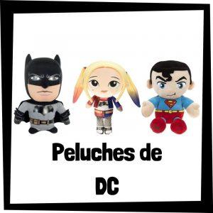Peluches baratos de DC - Los mejores peluches de DC - Peluche de superhéroes de DC barato de felpa