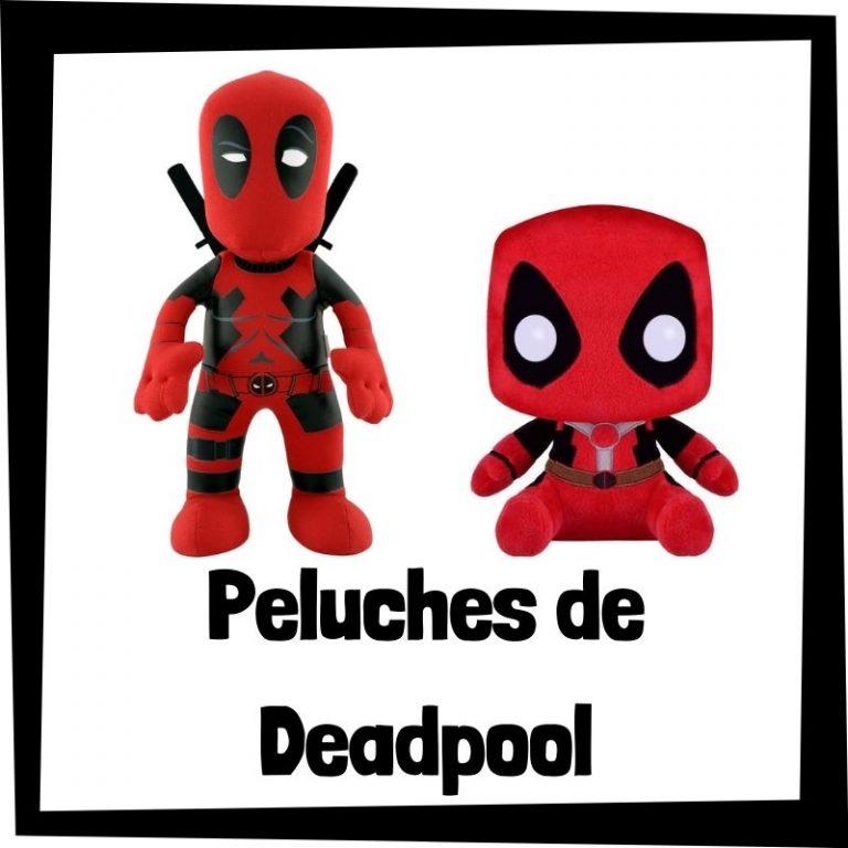 Lee más sobre el artículo Los mejores peluches de Deadpool