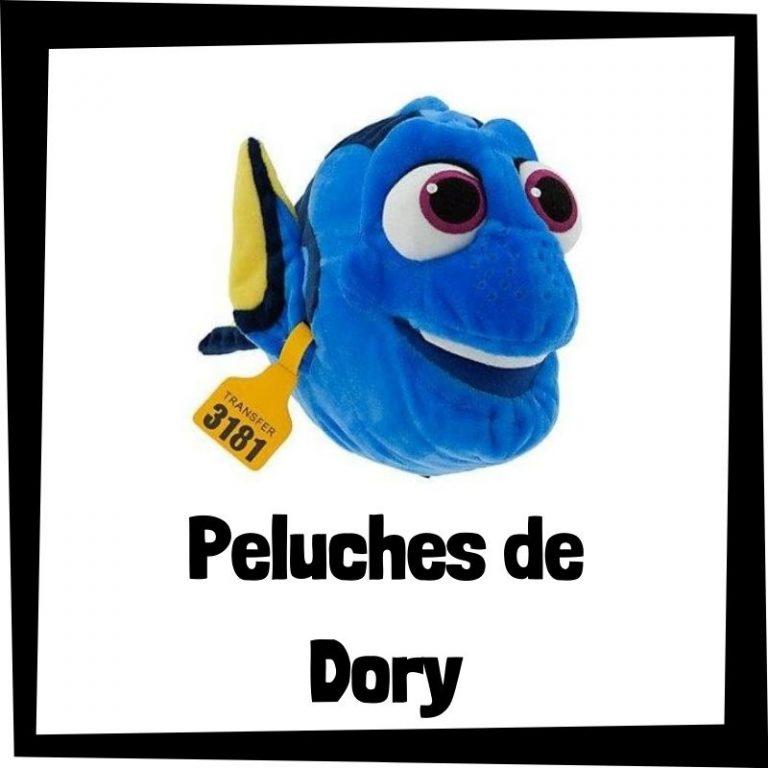 Lee más sobre el artículo Los mejores peluches de Dory de Buscando a Nemo