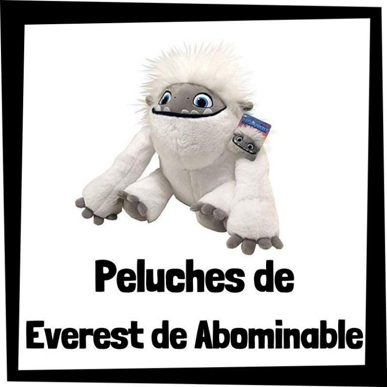 Los mejores peluches de Everest de Abominable