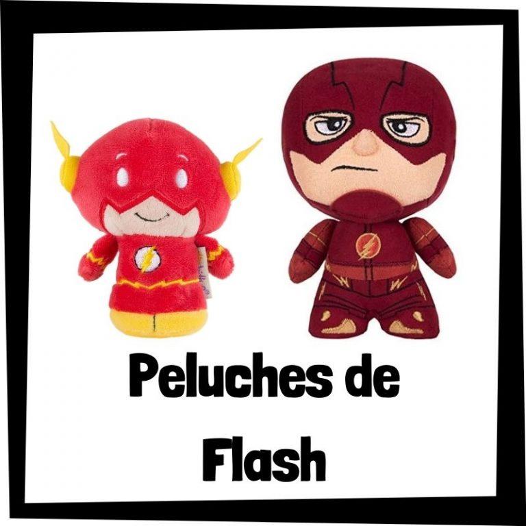 Lee más sobre el artículo Los mejores peluches de Flash