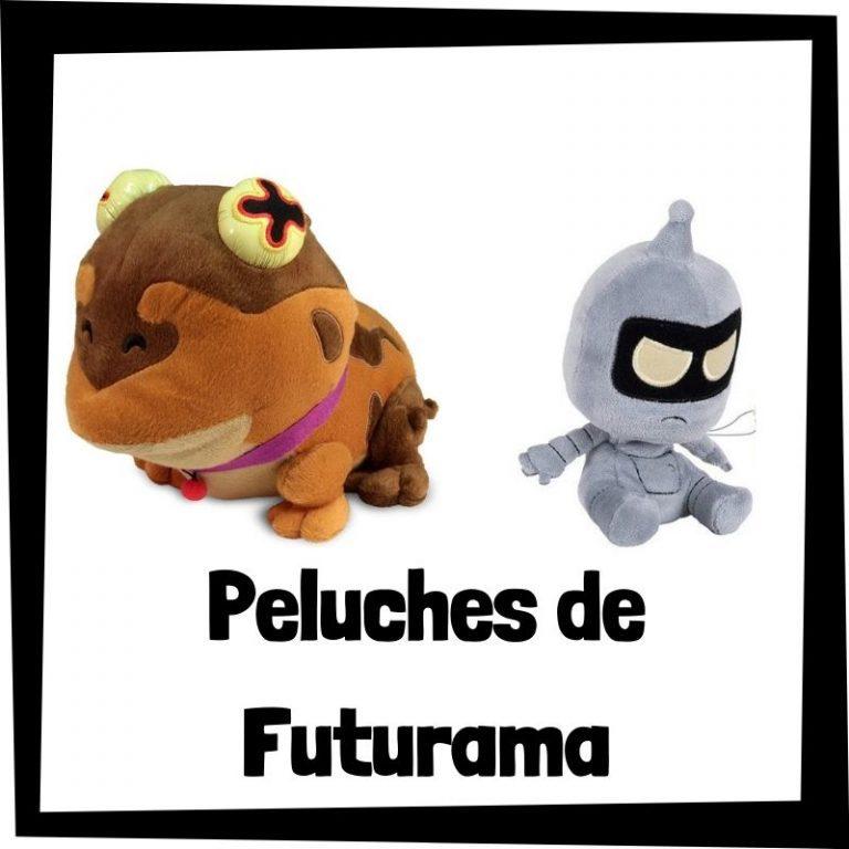 Los mejores peluches de Futurama