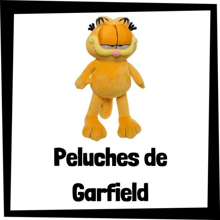 Los mejores peluches de Garfield