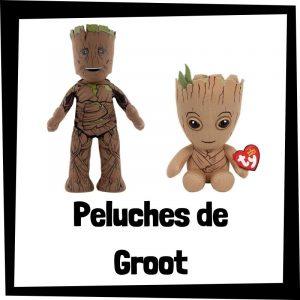 Los mejores peluches de Groot