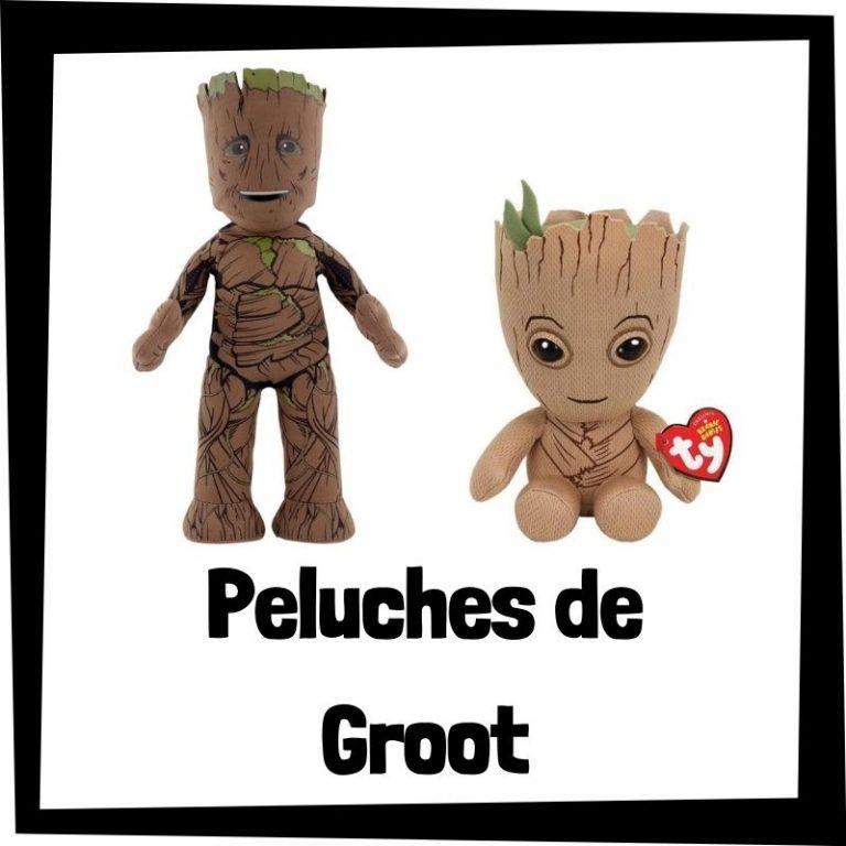 Lee más sobre el artículo Los mejores peluches de Groot