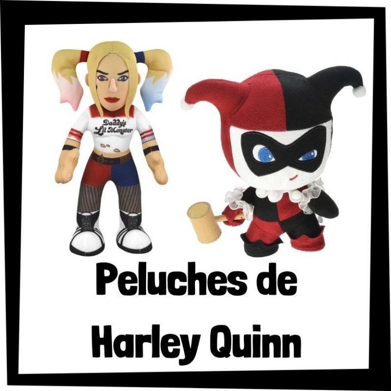 Lee más sobre el artículo Los mejores peluches de Harley Quinn
