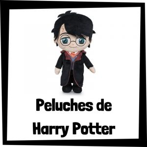 Los mejores peluches de Harry Potter