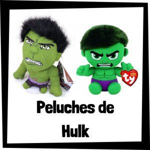 Los mejores peluches de Hulk
