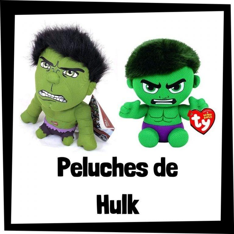 Lee más sobre el artículo Los mejores peluches de Hulk