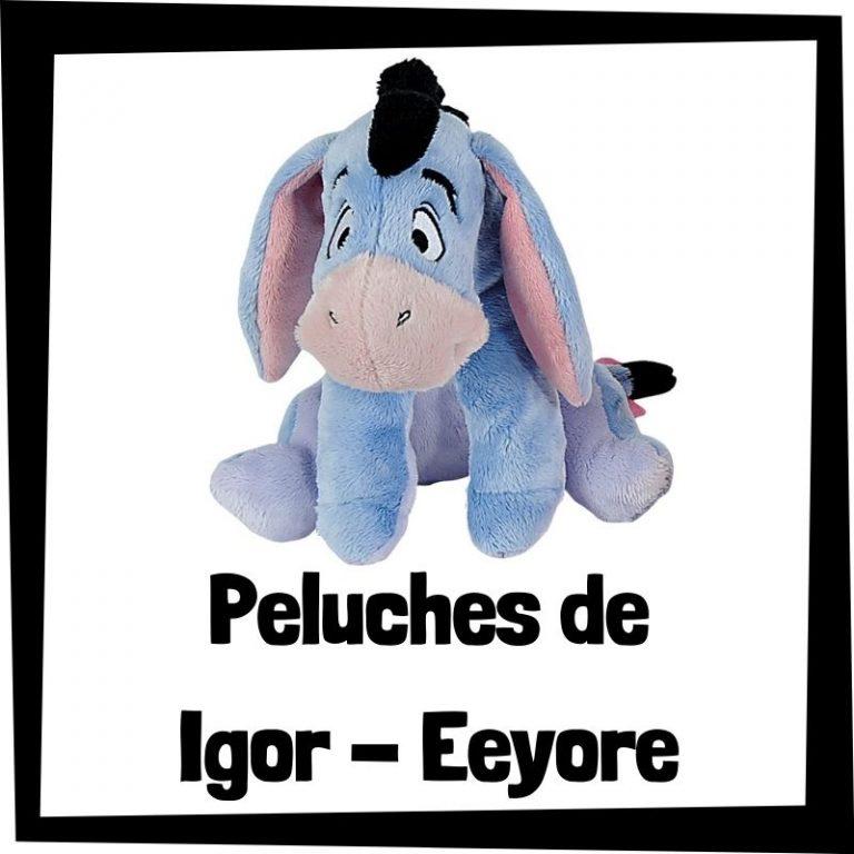 Los mejores peluches de Igor de Winnie de Pooh