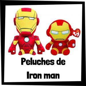 Los mejores peluches de Iron man