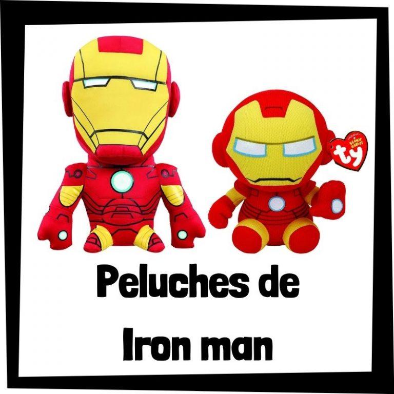 Lee más sobre el artículo Los mejores peluches de Iron man