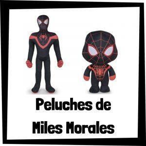 Los mejores peluches de Miles Morales