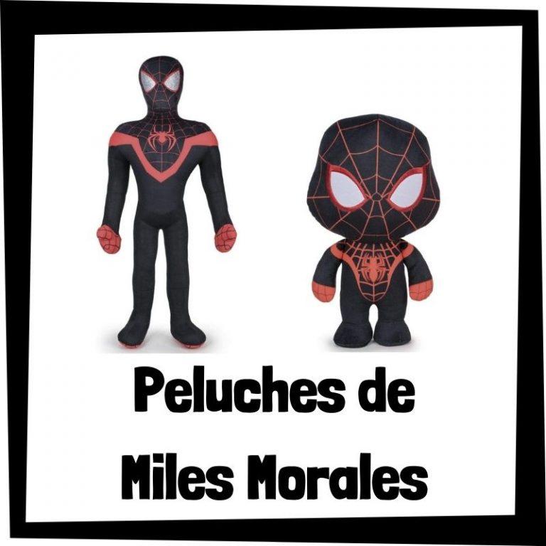 Lee más sobre el artículo Los mejores peluches de Miles Morales