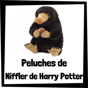 Peluches baratos de Niffler de Harry Potter - Los mejores peluches de topos - Peluche de topo barato de felpa