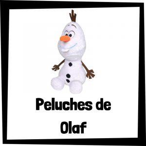 Lee más sobre el artículo Los mejores peluches de Olaf de Frozen