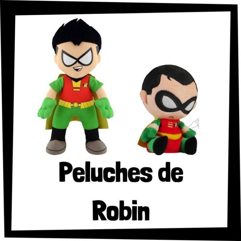 Lee más sobre el artículo Los mejores peluches de Robin