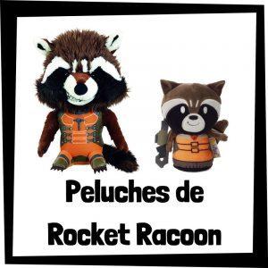 Los mejores peluches de Rocket Racoon