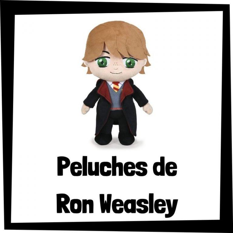 Los mejores peluches de Ron Weasley