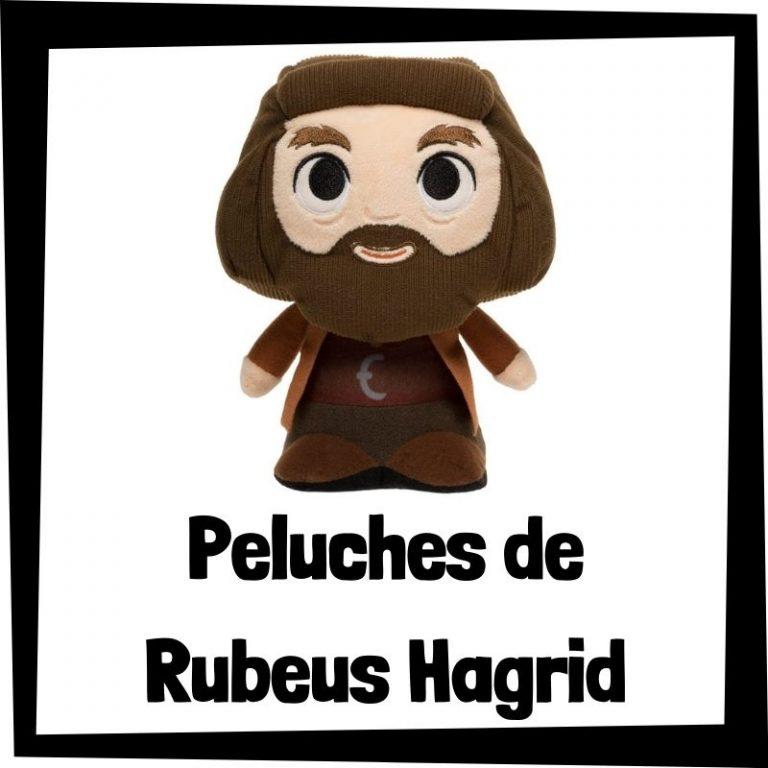 Los mejores peluches de Rubeus Hagrid